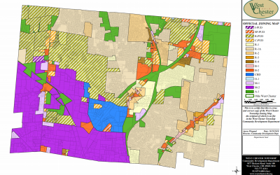 Zoning and the Comprehensive Land Use Plan in West Chester