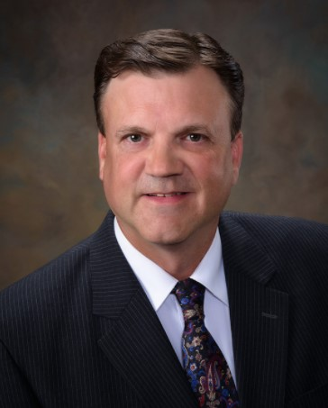 Larry Burks West Chester Township Administrator